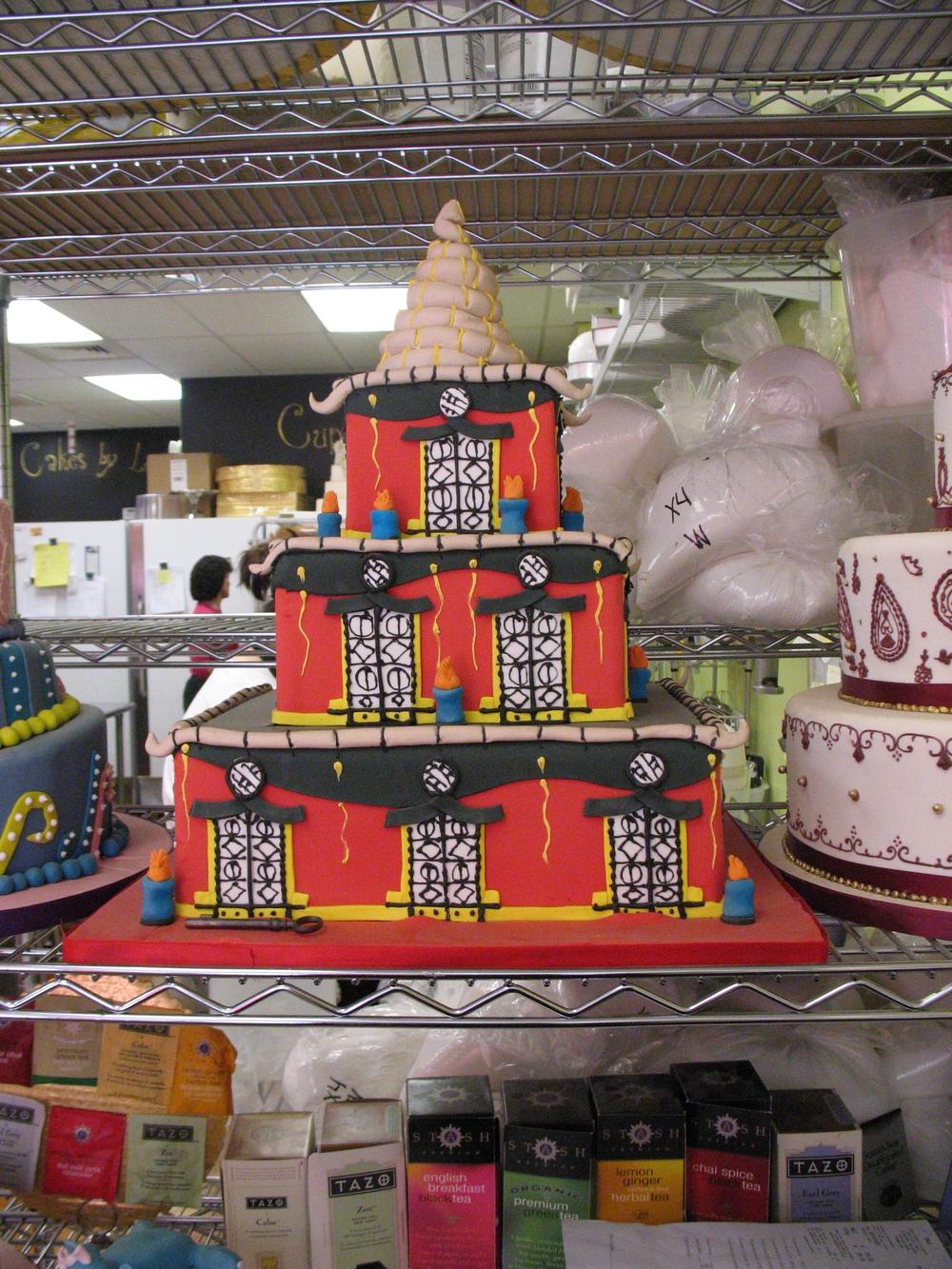 Asian House Cake