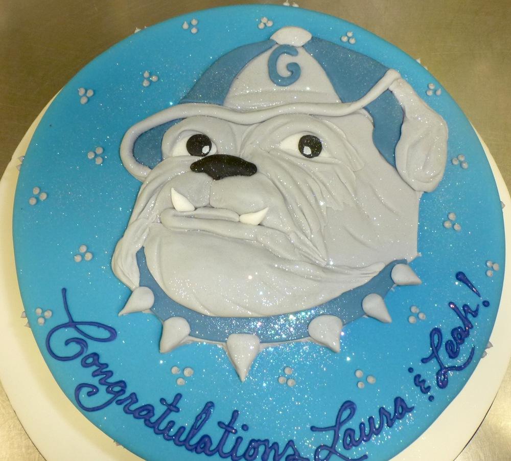 Georgetown Hoya groom's cake