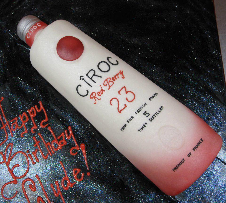Ciroc Cake