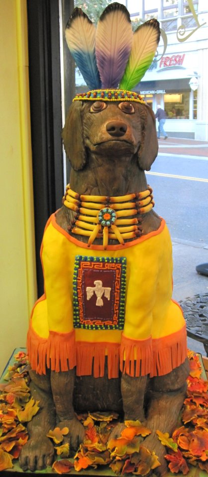 Native Indian Dog