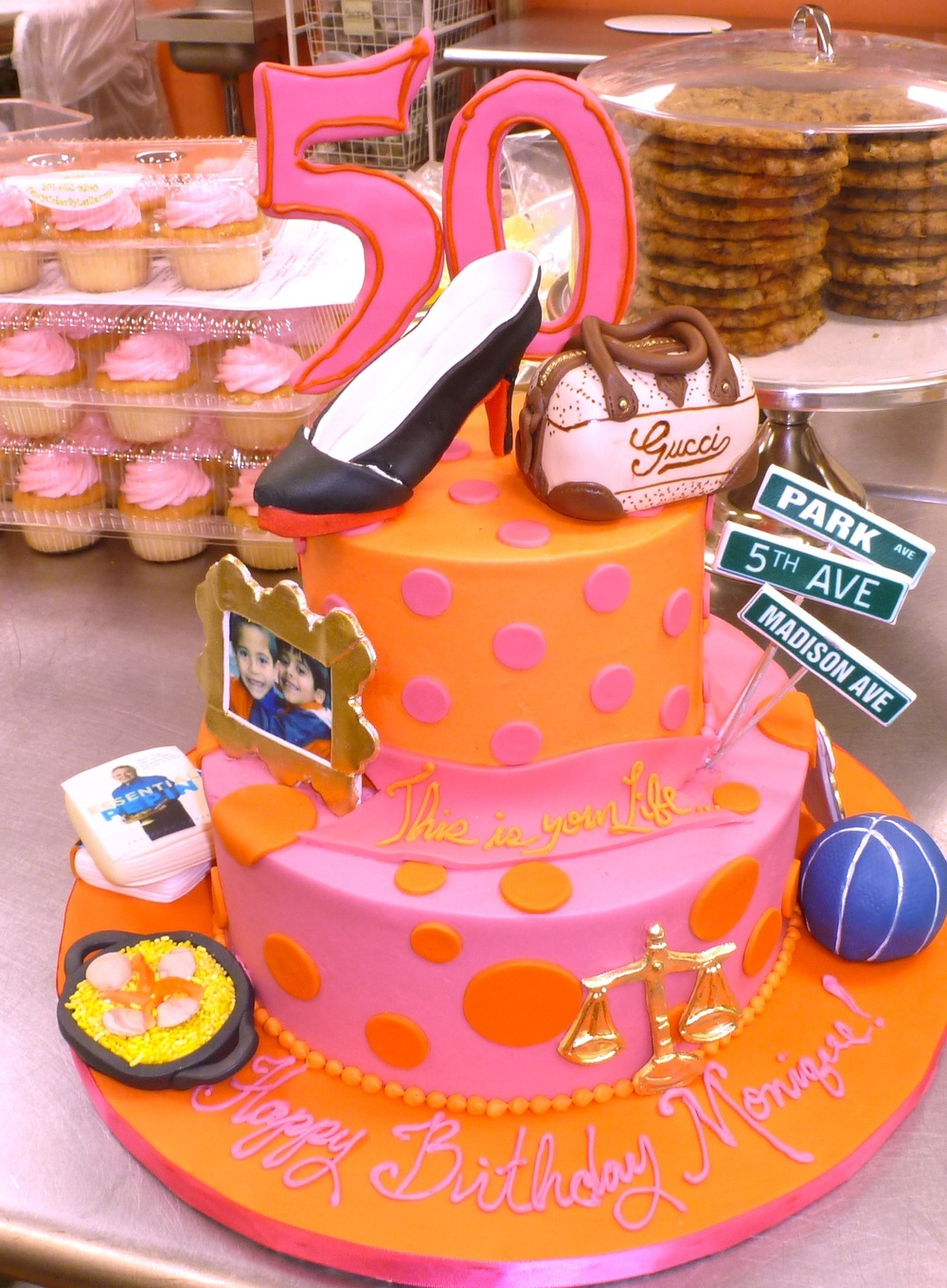 It's your life cake