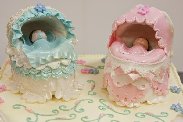 Baby Shower Cakes In Dc Md Va