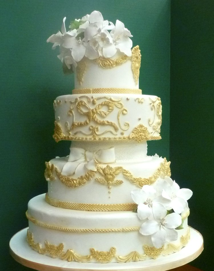 Best Wedding Cakes In Northern Va