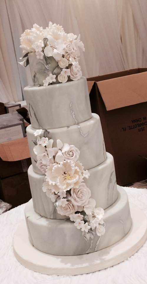 Fancy Cakes by Leslie DC MD VA wedding cakes Maryland Virginia ...