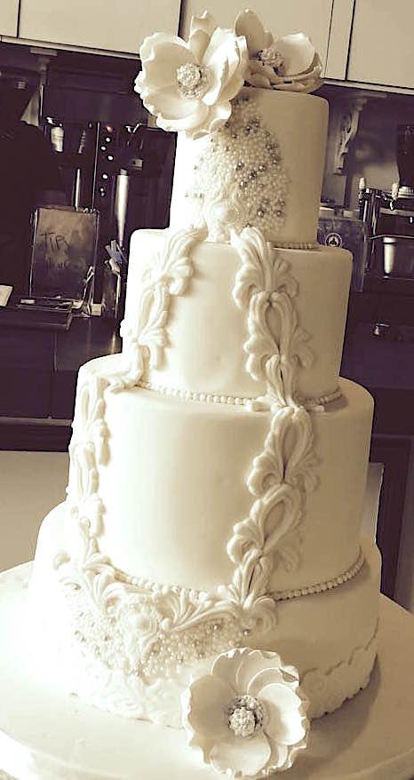Fancy Cakes by Leslie DC MD VA wedding cakes Maryland Virginia ...