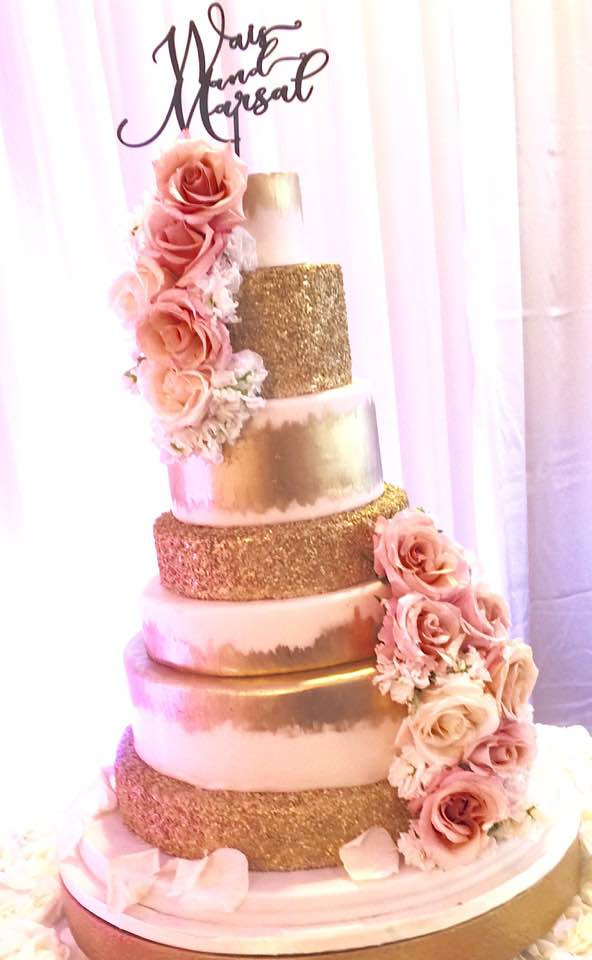 Fancy Cakes By Leslie Dc Md Va Wedding Cakes Maryland
