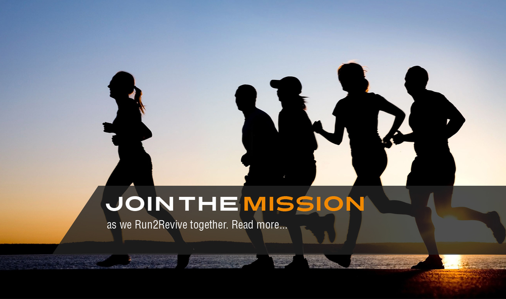 Run2Revive Mission