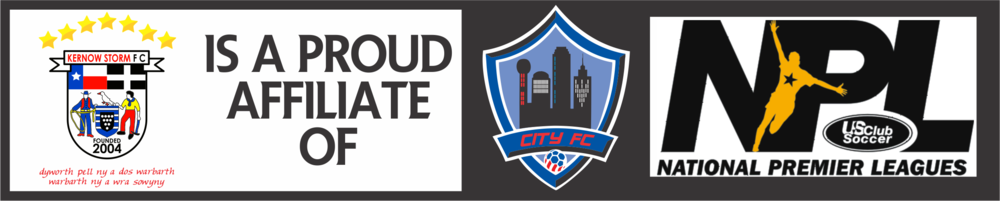 Storm FC is a member club of the City FC Affiliate club