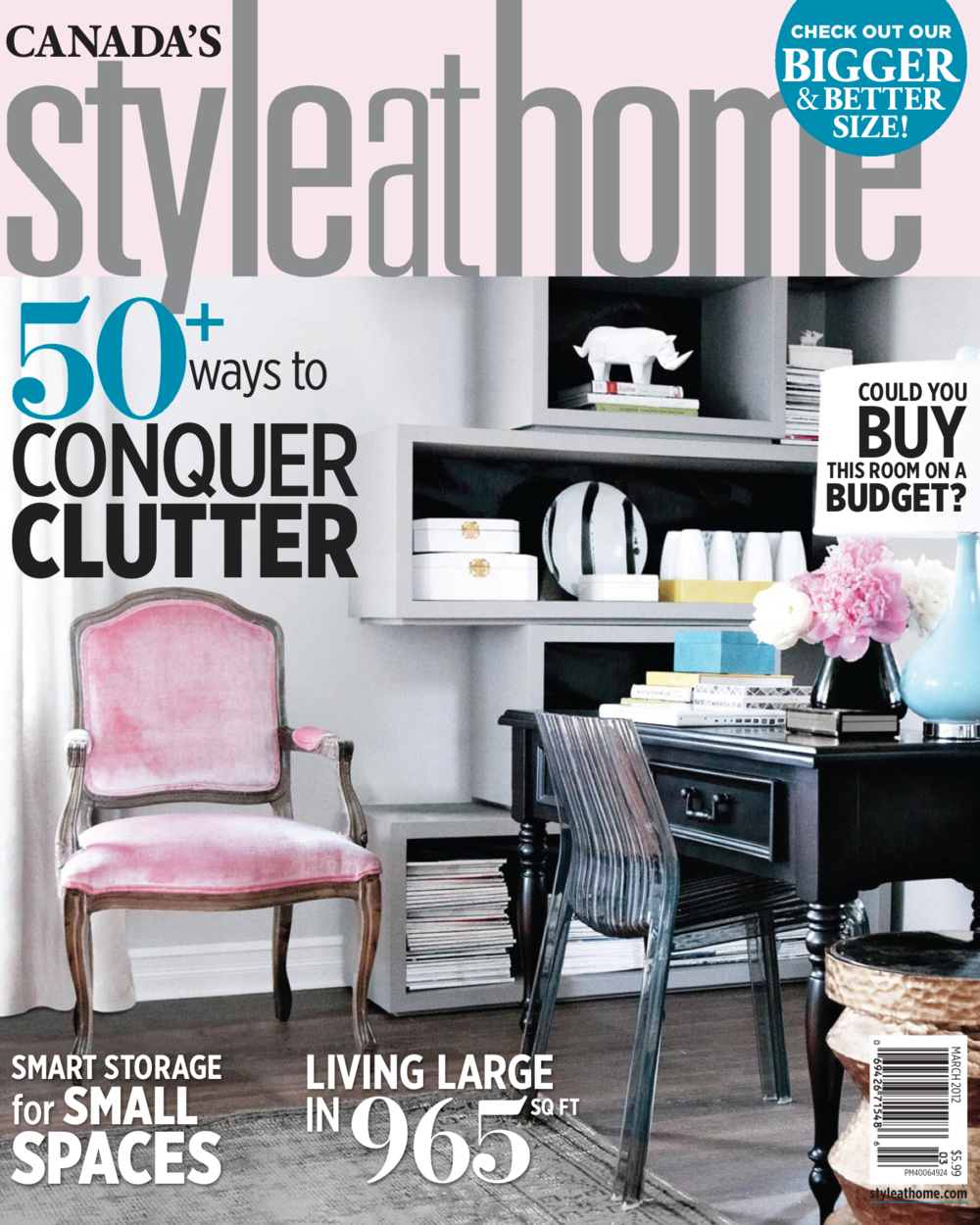 Style at Home  Mar 2012