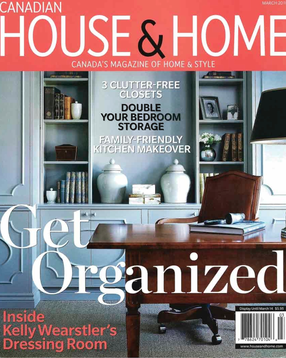 House & Home  Mar 2010