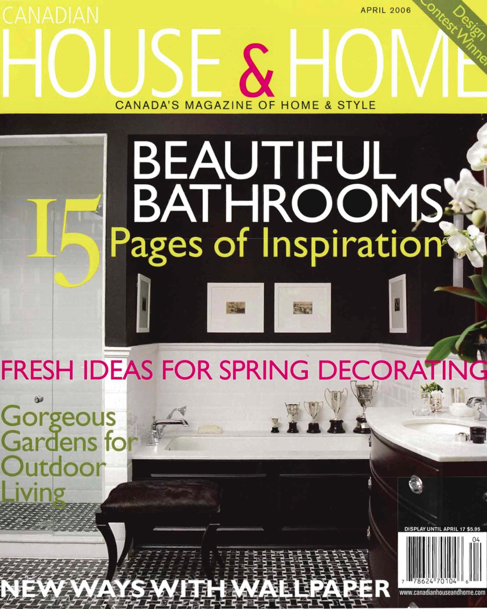 House & Home Apr 2006