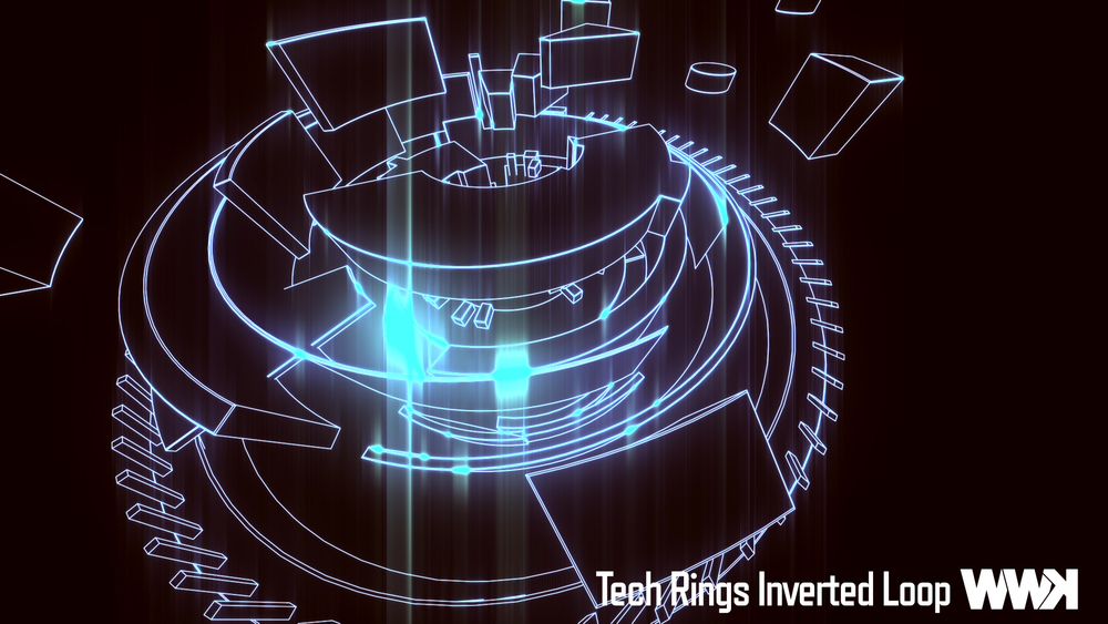 Tech Rings Inverted Loop