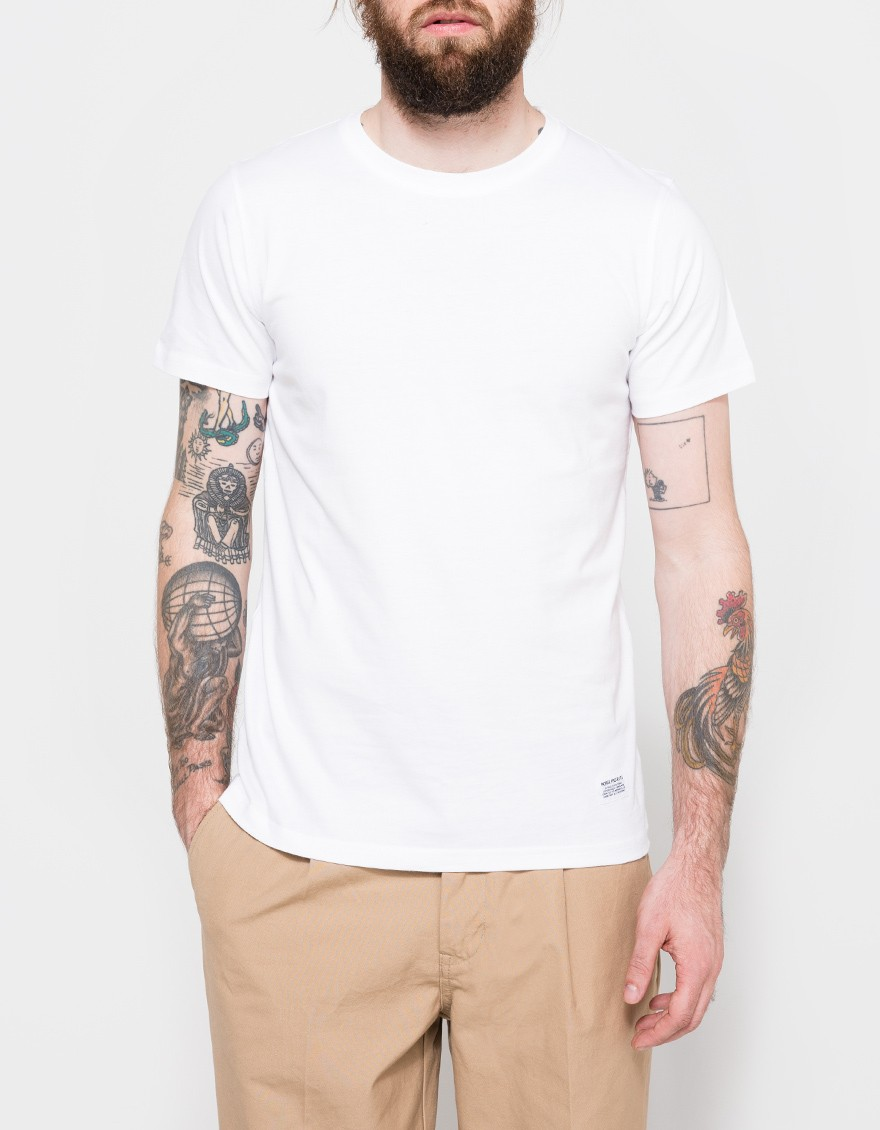 Norse Projects Niels Basic SS