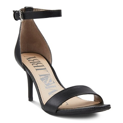 Sam & Libby Pixie Quarter Strap Sandals