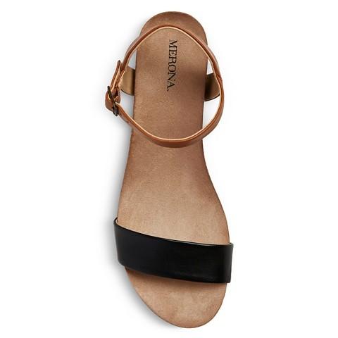 Eve Quarter Strap Sandals