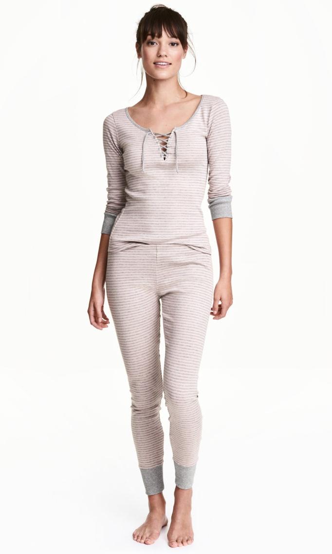 H&M Jersey Pajama