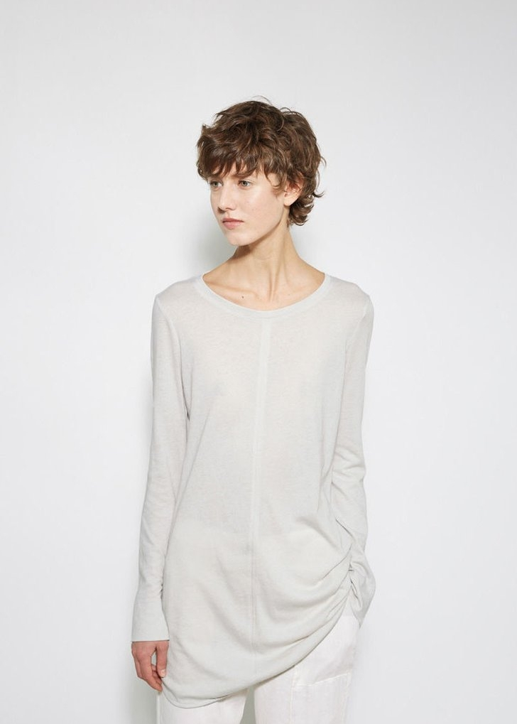 RAQUEL ALLEGRA Jersey Tunic Top $55