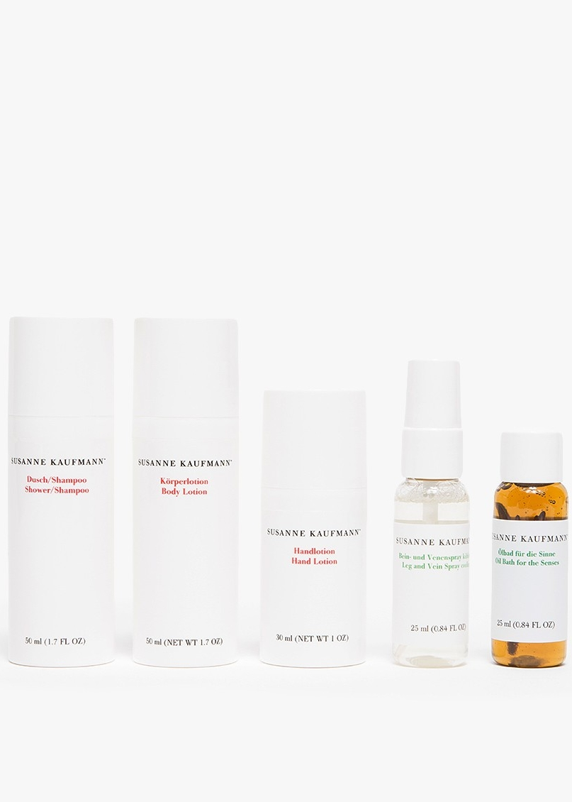 SUSANNE KAUFMANN Travel Kit Body $54