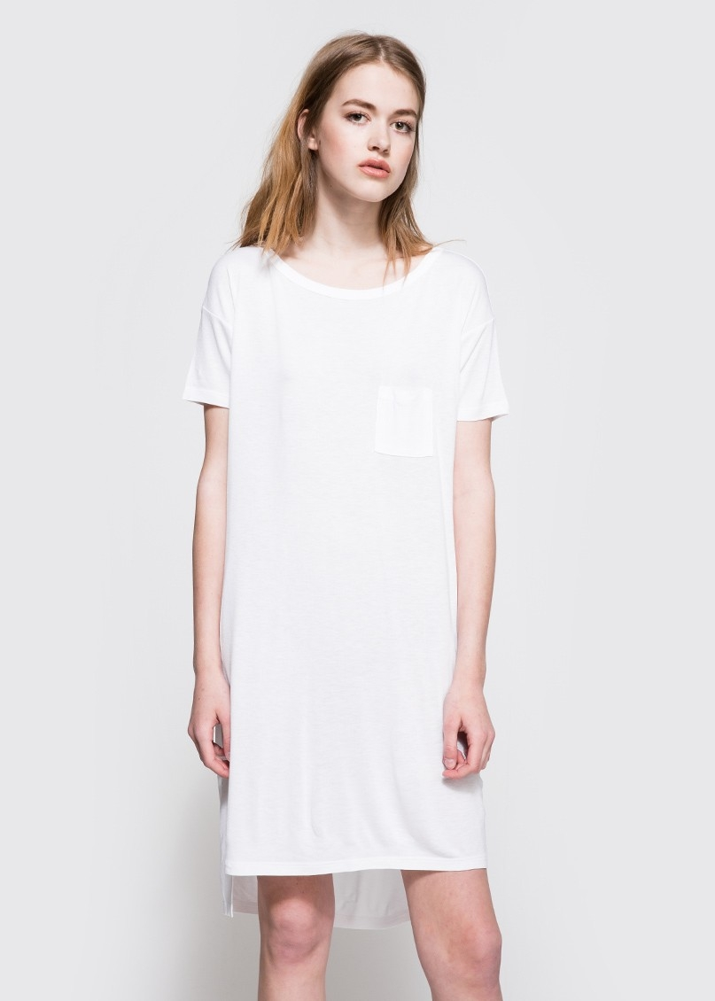 ALEXANDER WANG Classic Boatneck Dress $66