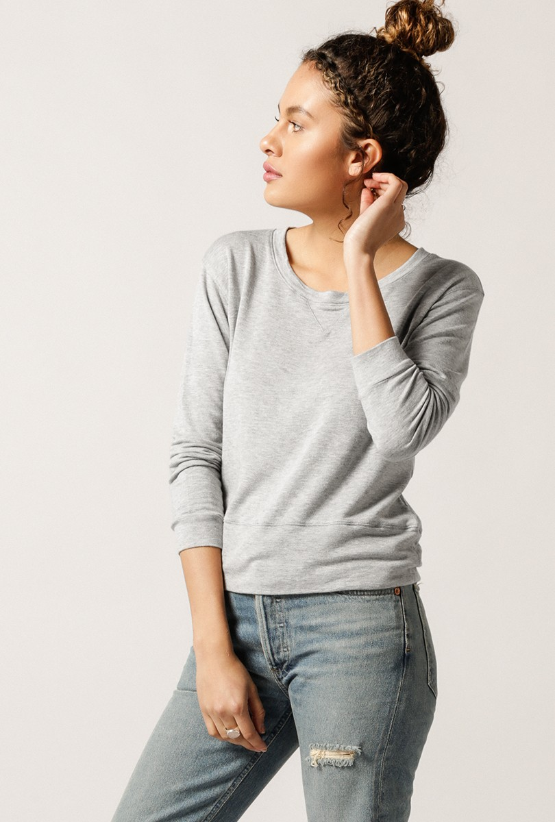 Super Soft Crewneck Sweatshirt