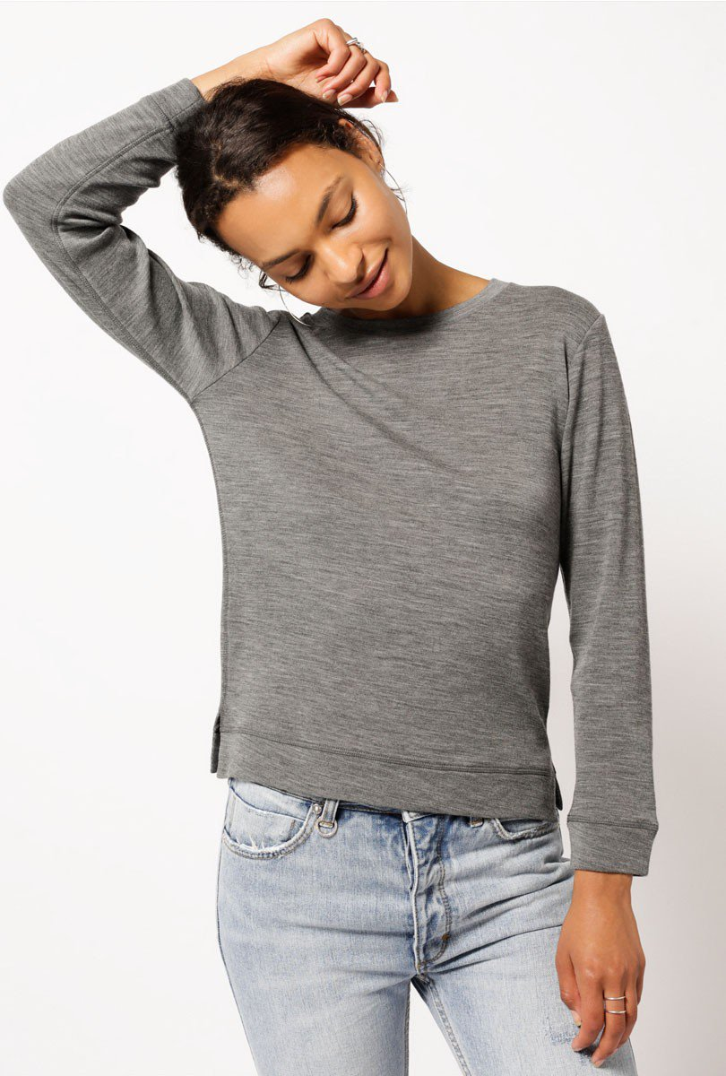 Sweat Leslie Knit