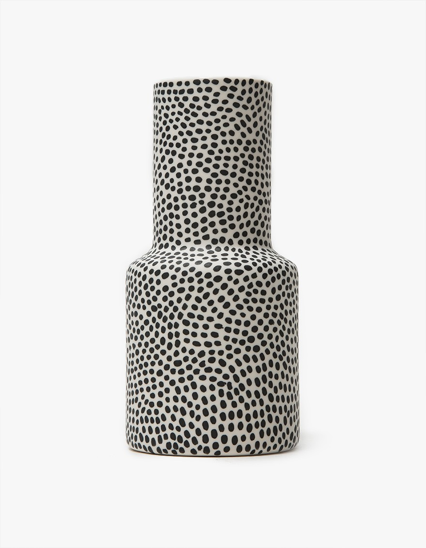 THE GRANITE Painted Epoca Vase