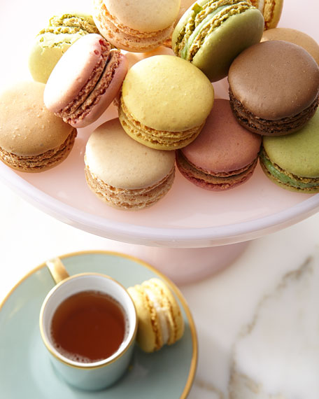 ASSORTED PARISIAN MACARONS $50