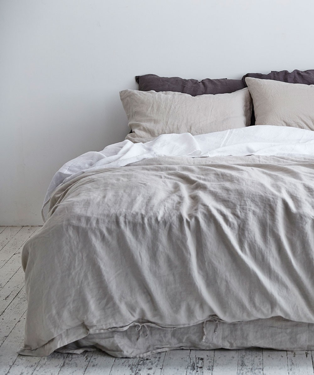IN BED Linen Duvet Set