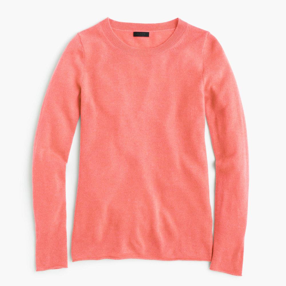 J.CREW Italian Cashmere Sweater $99