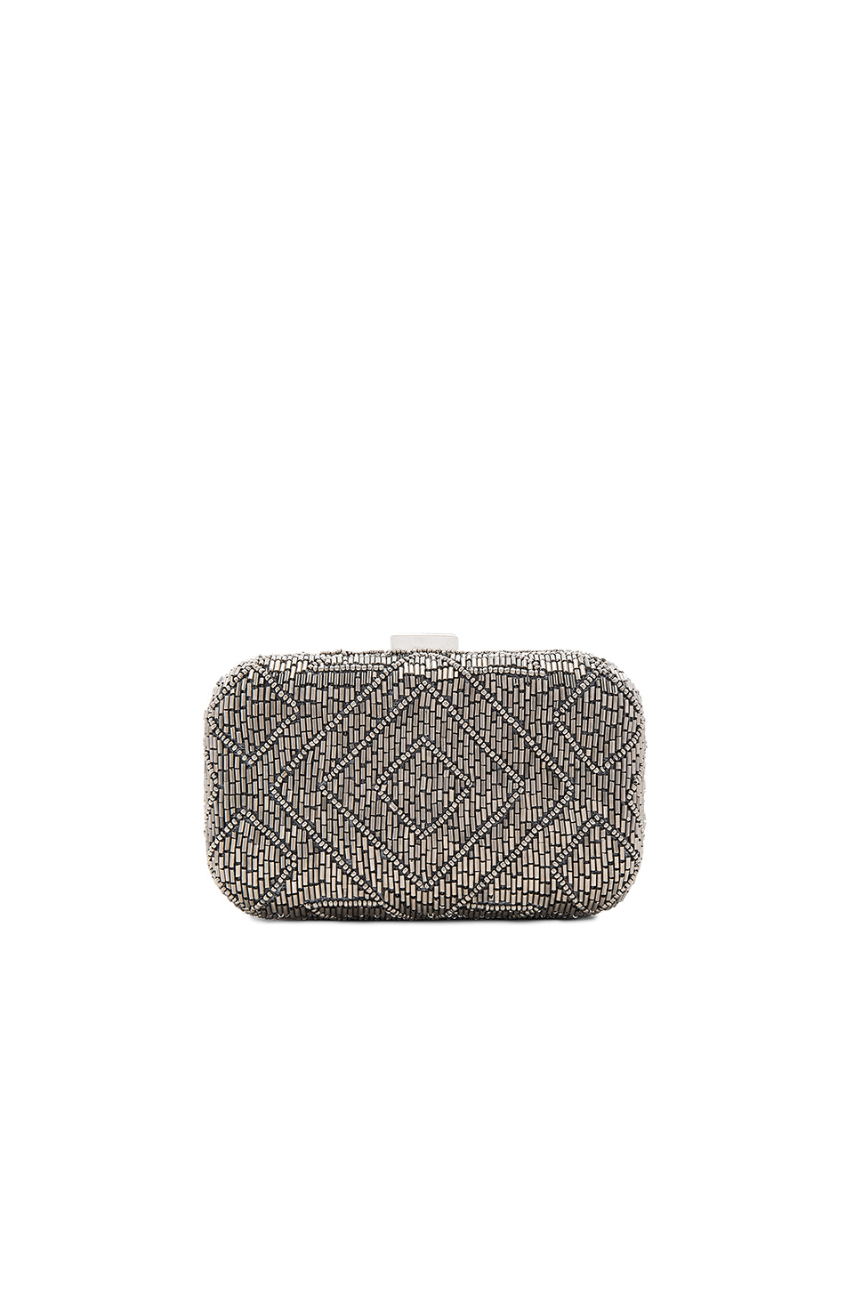 Hayley Box Clutch
