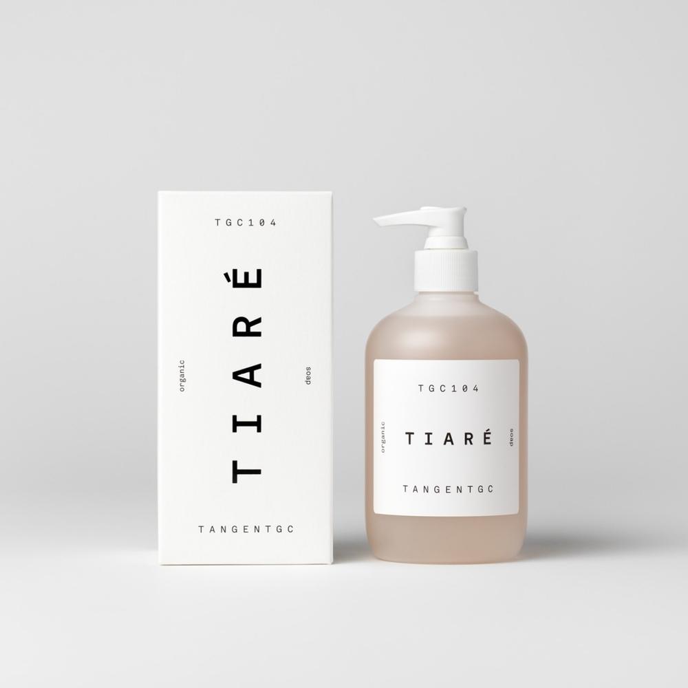 TANGENTGC Tiare Organic Soap