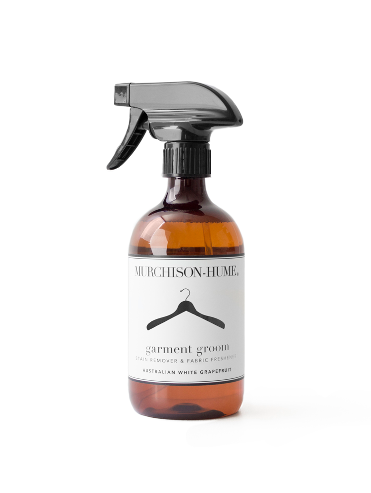 MURCHISON-HUME Garment Groom Stain Remover and Fabric Refreshener