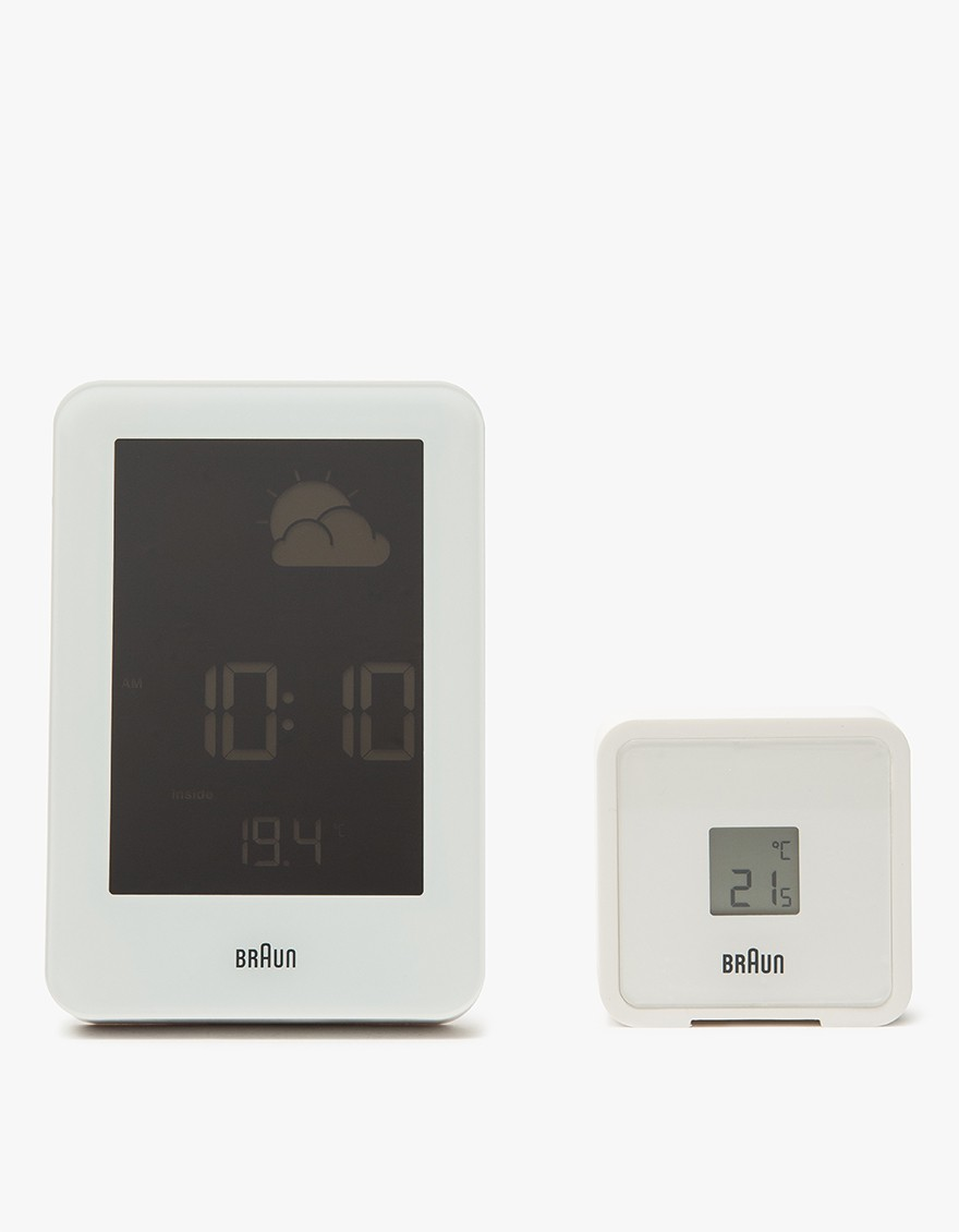 DESKTOP Digital Weather Station  BRAUN