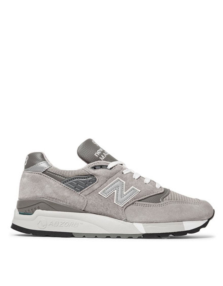 New Balance 988 Suede Sneakers