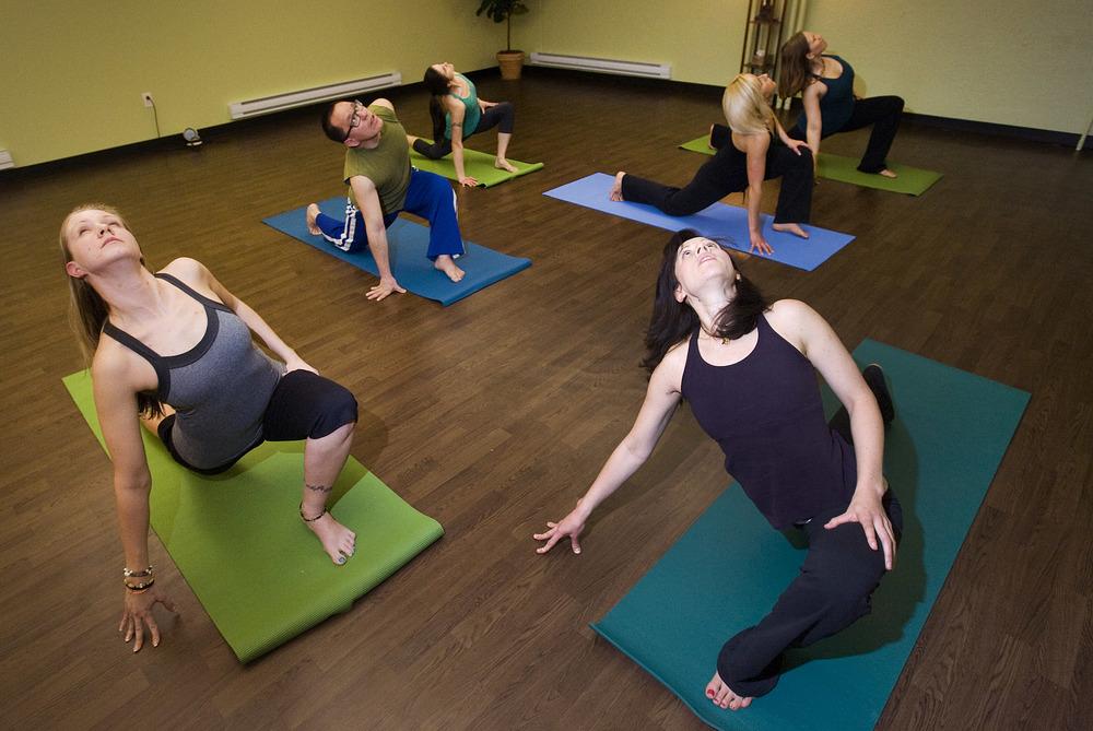 Community Yoga 9:30am Sundays