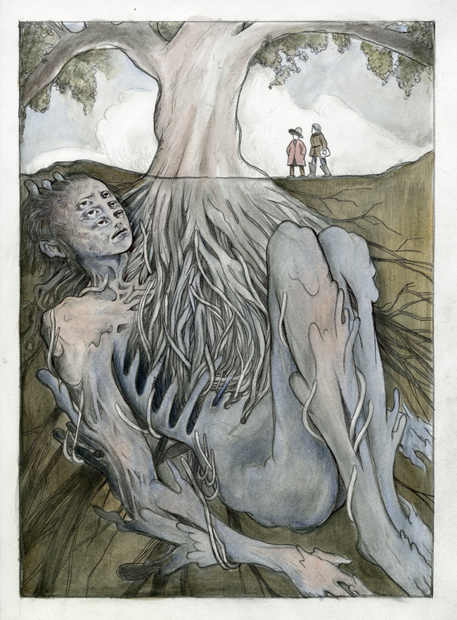 Oak Giant