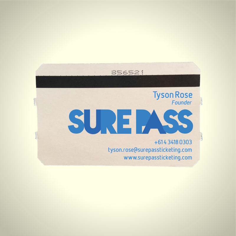SurePass Ticketing: An eCommerce platform that sells fully refundable tickets to sports finals at season launch