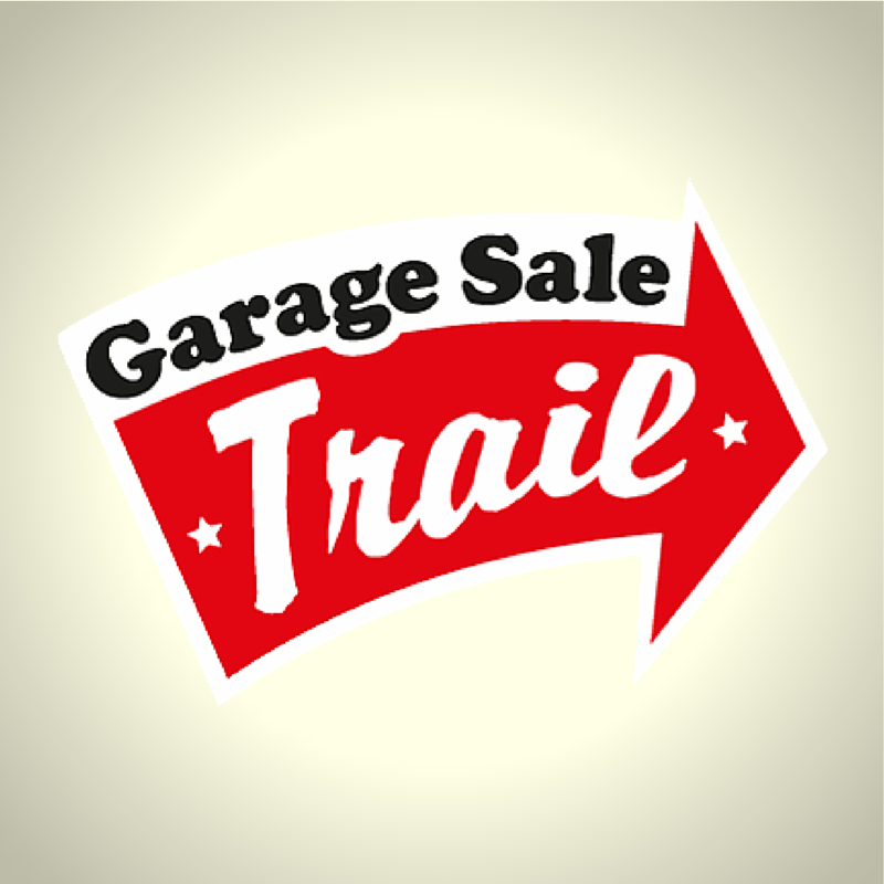 Garage Sale Trail: Partnerships and promotion