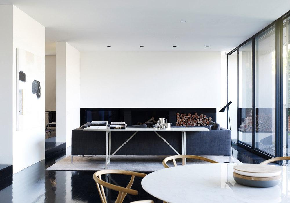 Carr design - contrast living