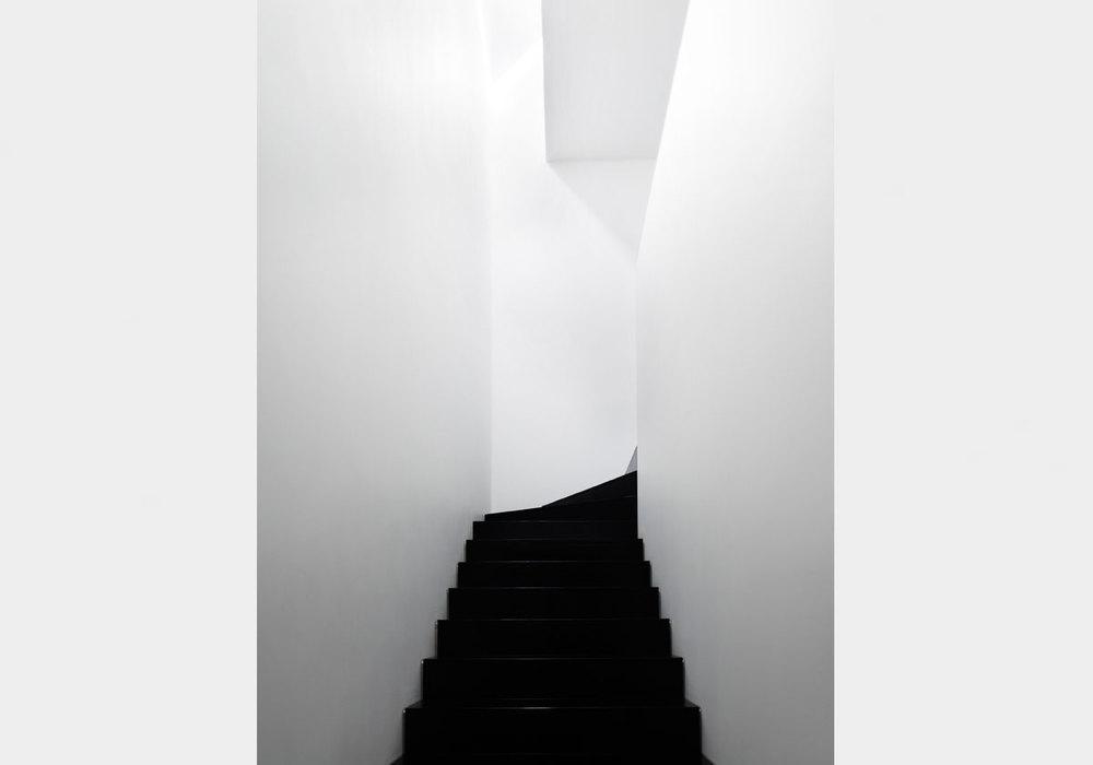 Carr Design - stark staircase