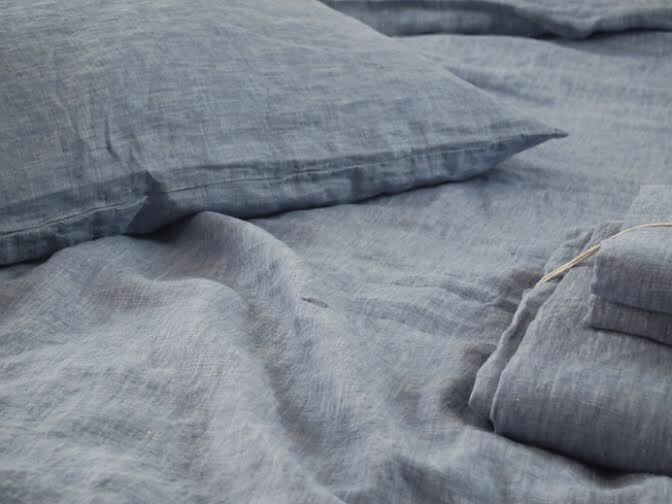 Denim Bed Linen