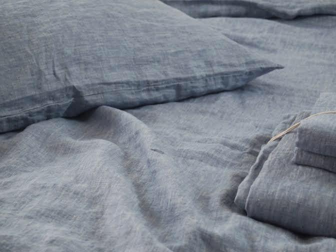 Denim Bed Linen