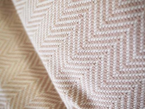 ZigZag Turkish Cotton Blanket