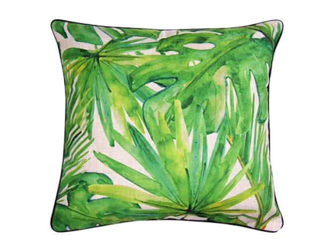 Club Tropics Cushion Cover
