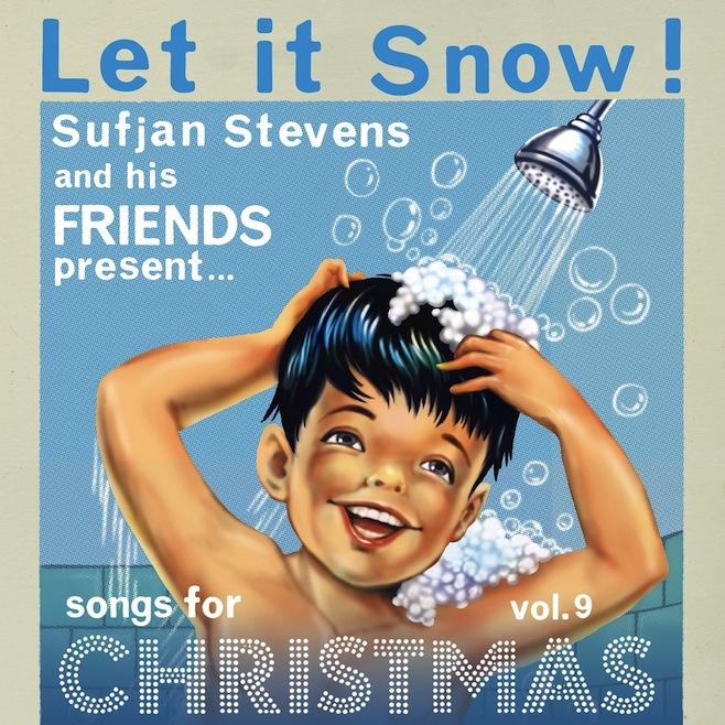 Sonnez clochettes, résonnez musettes, l'immense Sufjan Stevens annonce une suite au coffret sorti en 2006 de ses chants de Noël. Quand c'est de ce niveau, moi j'dis que la tradition, ça a du bon!