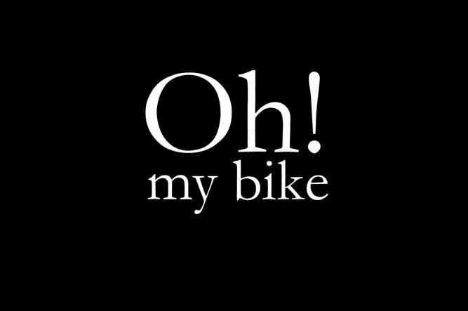 """Le site  longchamp.com  – une marque qui fabrique des sacs à main à Segré (Maine-et-Loire), soit dit en passant – s'est acheté des pleines pages de pubs dans la presse pour annoncer le film """"Oh! my bike"""" réalisé par la danseuse et chorégraphe Blanca Li. Il me tarde d'être au 6, date annoncée de la mise en ligne."""
