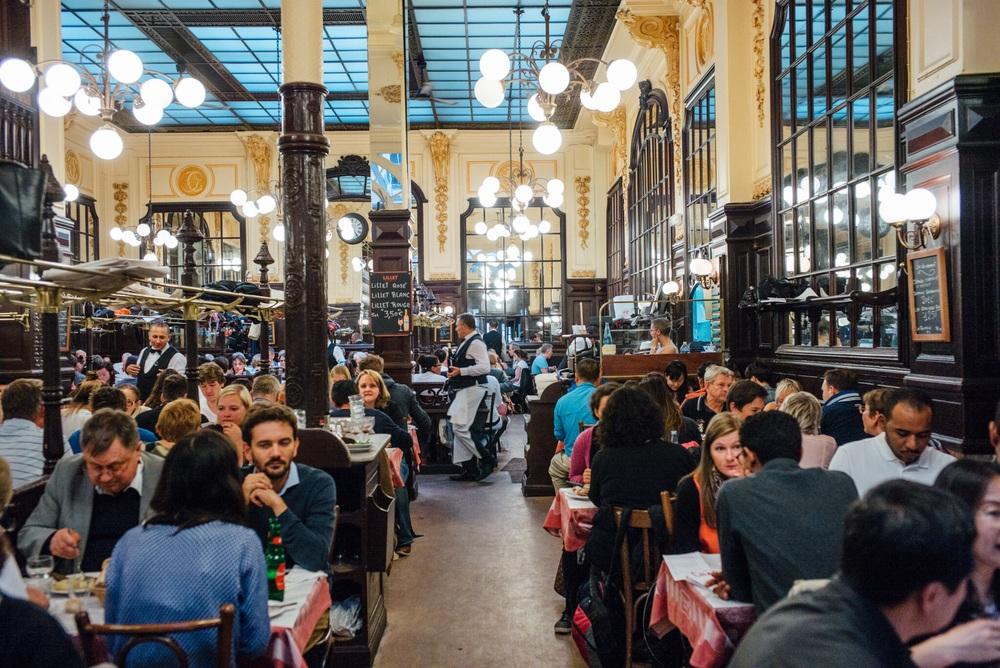 Chez Chartier, rue du Faubourg Montmartre