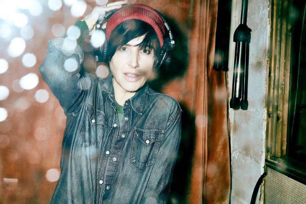 Sharleen Spiteri, la voix et l'image du groupe Texas.