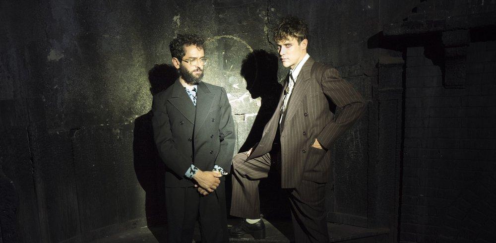 Ben Goldwasser et Andrew VanWyngarden, le duo MGMT.