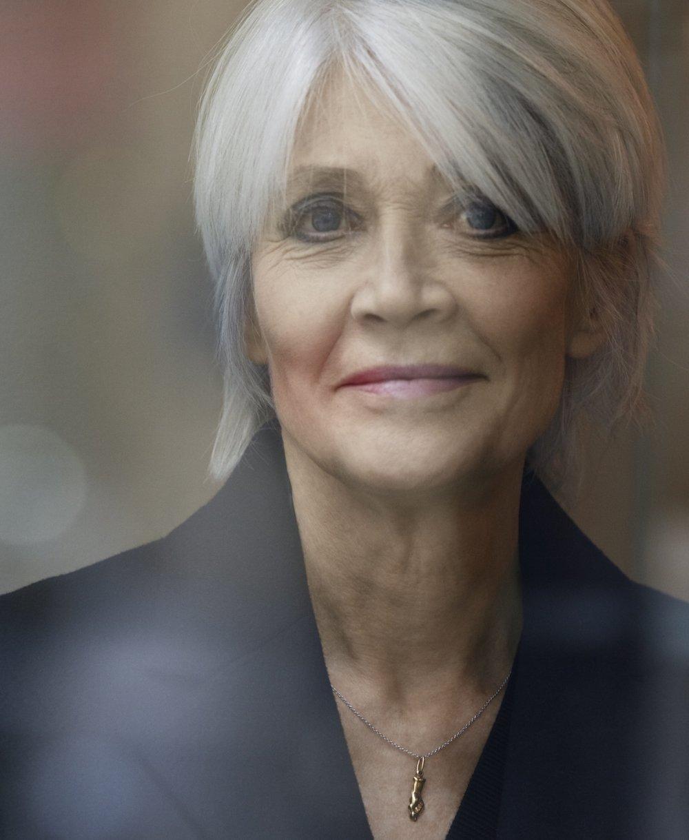 Françoise Hardy réussit un retour en beauté. Photo Benoît PEVERELLI